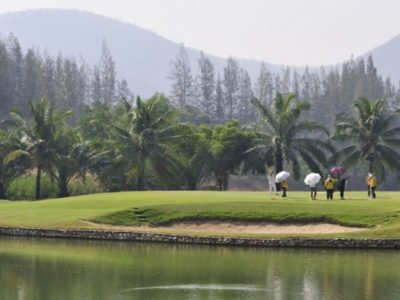 Golf Cruise On the River Kwai