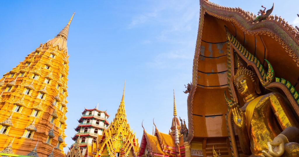 Wat Tham Sua - Tiger Cave Tempel
