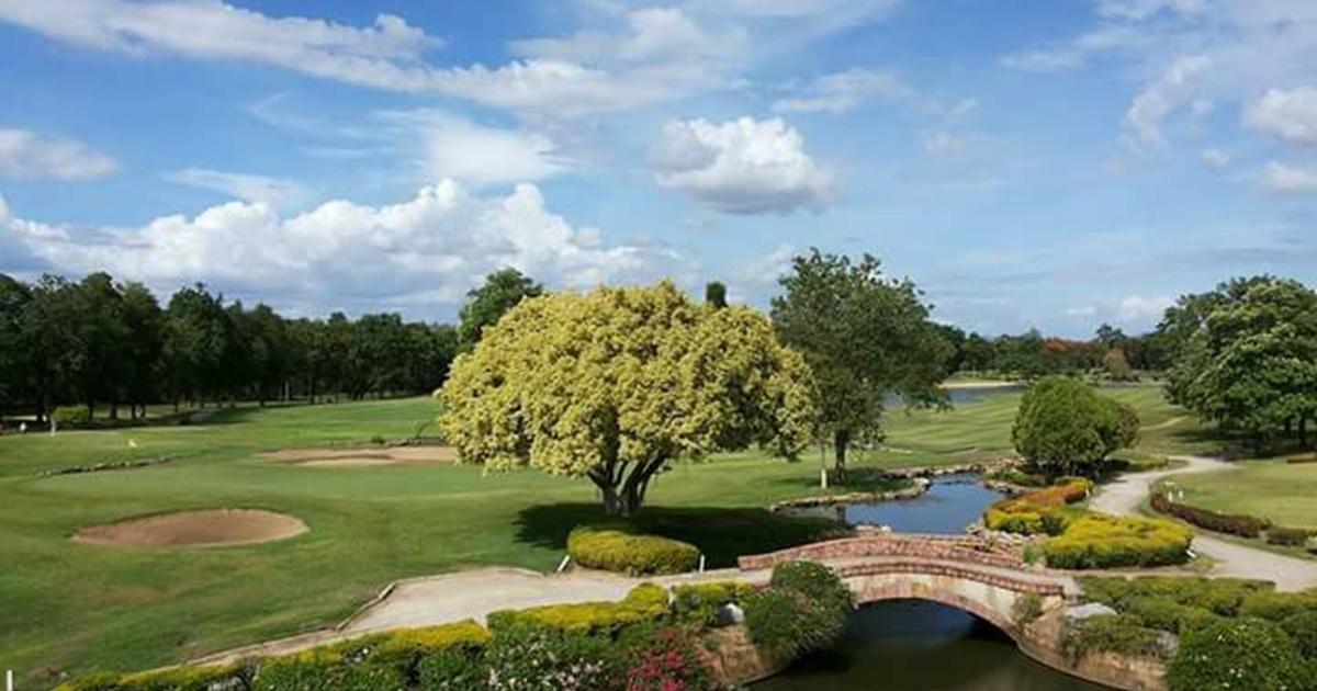 Nichigo Resort & Country Club part of Golf Cruise On The River Kwai