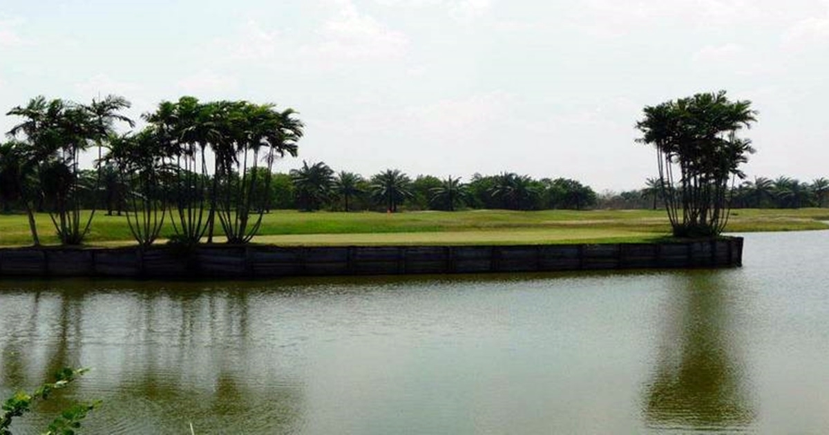 Four Day Golf Cruise Upstream - Mission Hills Golf Club in Kanchanaburi