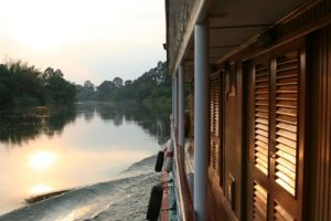 afternoon cruise by RV River Kwai