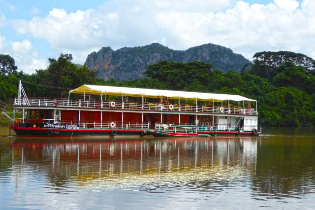RV River Kwai Packages Cruises