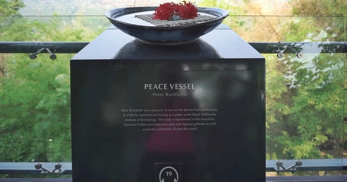 HellfirePass Museum Peace Vessel