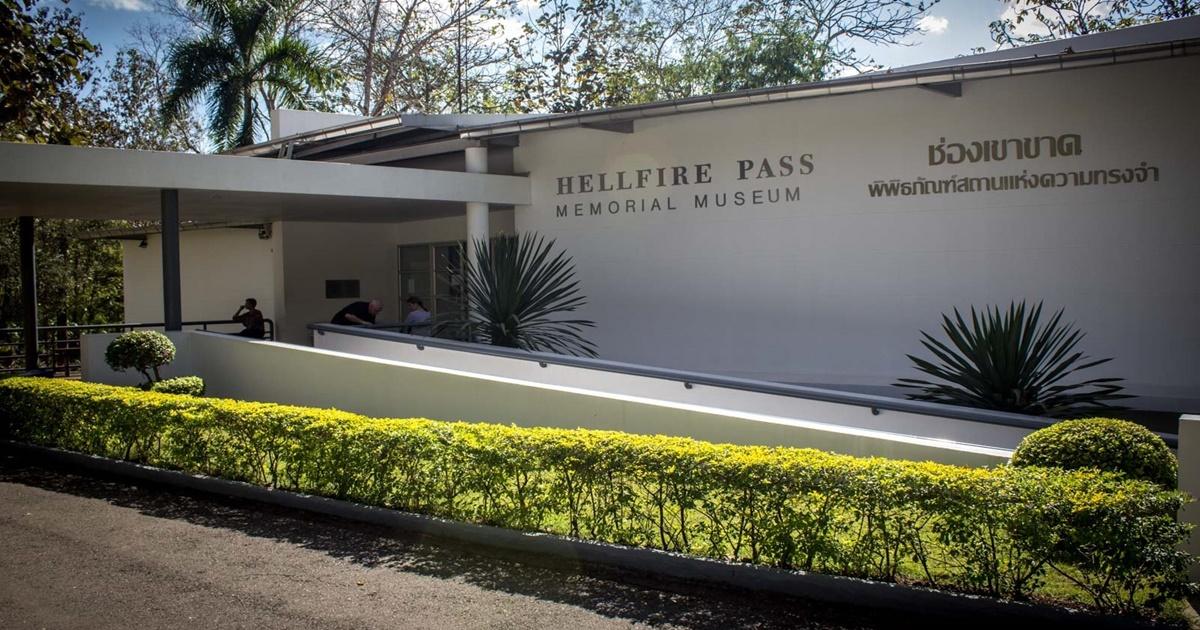 Hellfire Pass Museum