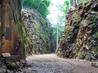 Hellfire Pass near Kanchanaburi