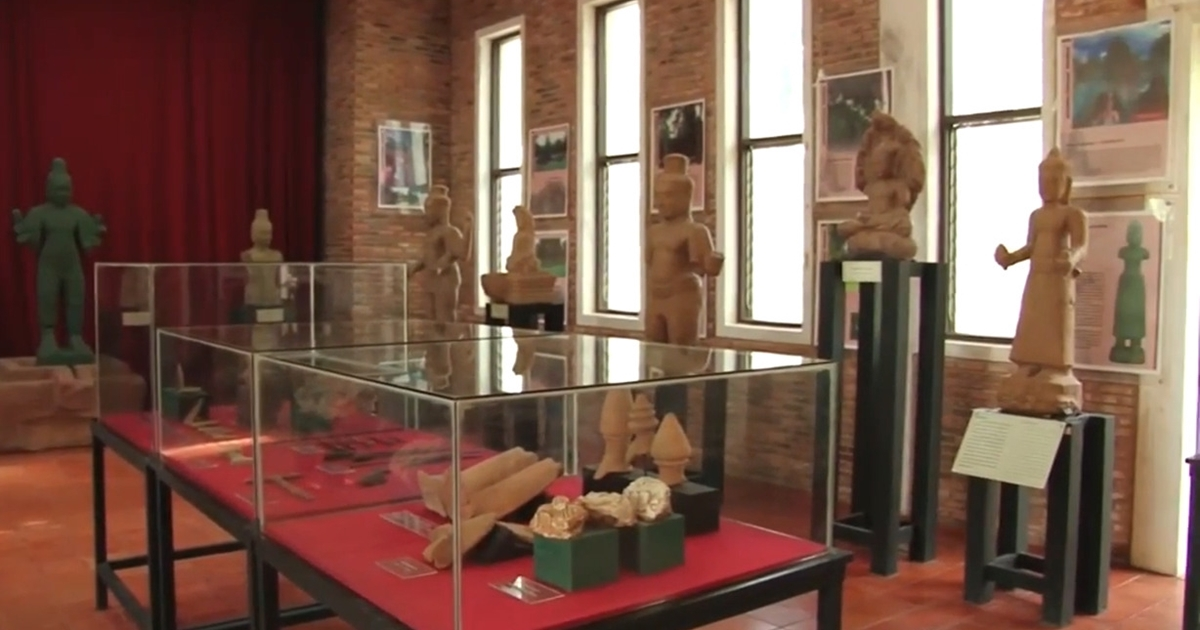 Prasat Muang Sing Museum