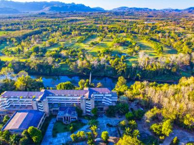 Green World Hot Spring Resort & Golf Club